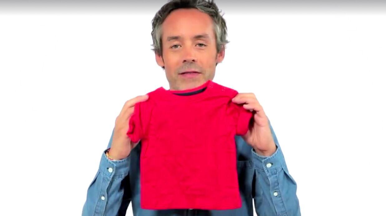 VIDEO Yann Barthès fait le pitre dans la bande annonce de Quotidien, sa nouvelle émission