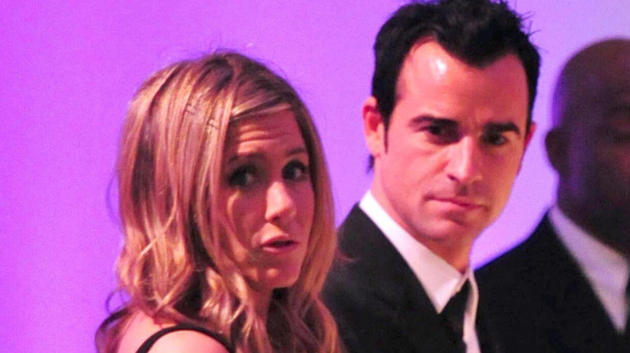 Jennifer Aniston et Justin Theroux démentent leur mariage