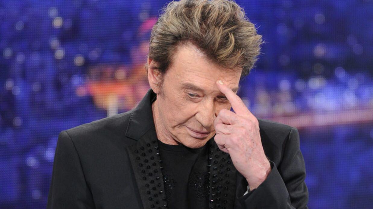 Johnny Hallyday: le fisc lui réclame 9 millions d'euros