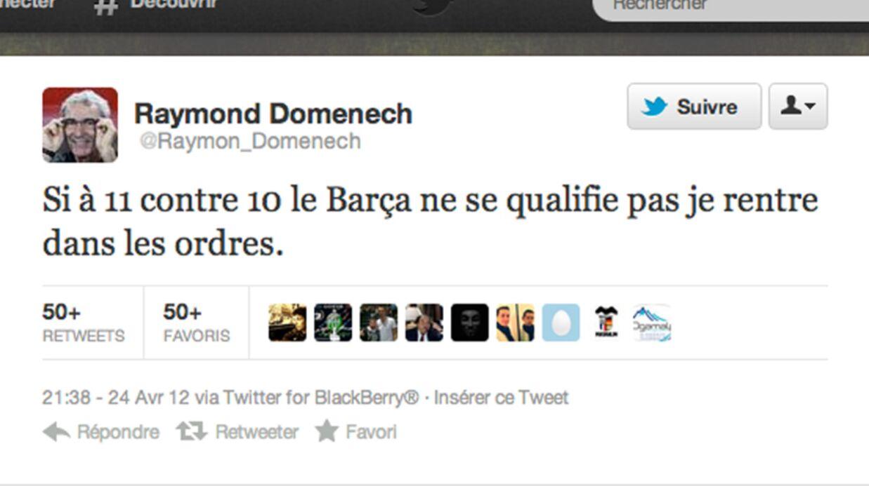 Raymond Domenech va devenir prêtre!