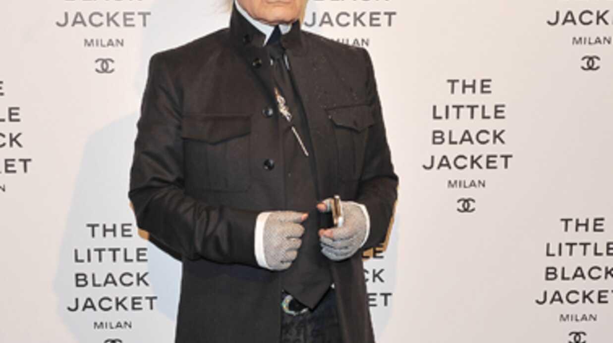 Karl Lagerfeld révèle enfin son année de naissance