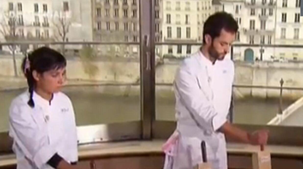 Exclu – Le chef du Crillon dément avoir donné le résultat de Top Chef