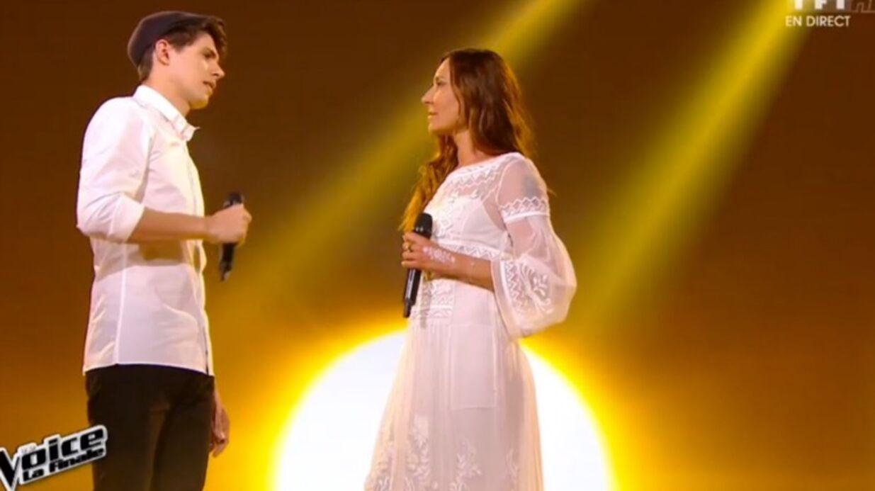 Lilian Renaud remporte The Voice 4!