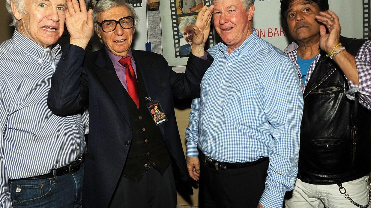 PHOTOS Erik Estrada et Larry Wilcox (CHiPs) réunis 33 ans après l'arrêt de la série