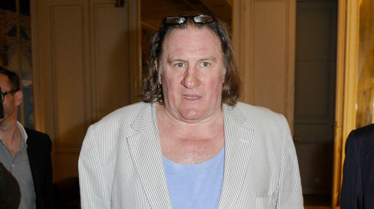 Gérard Depardieu critique violemment Tintin