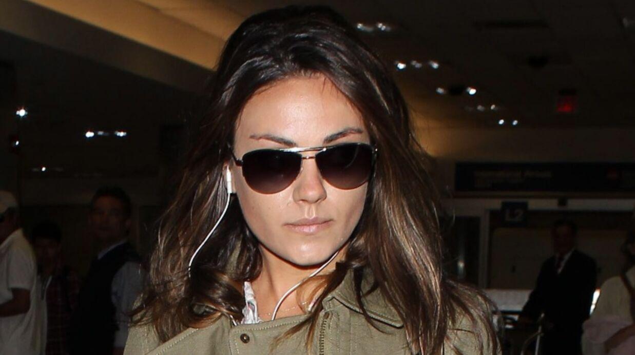 Mila Kunis aurait poussé Ashton Kutcher au divorce