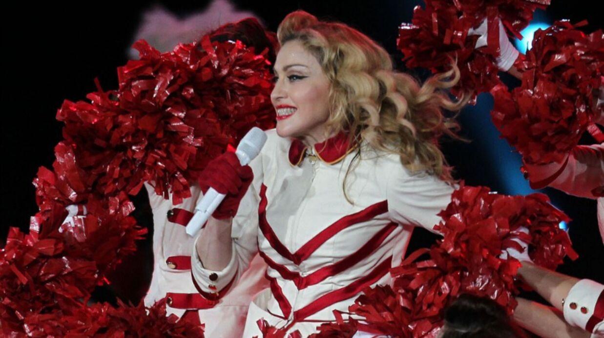 La tournée mondiale de Madonna vire au naufrage