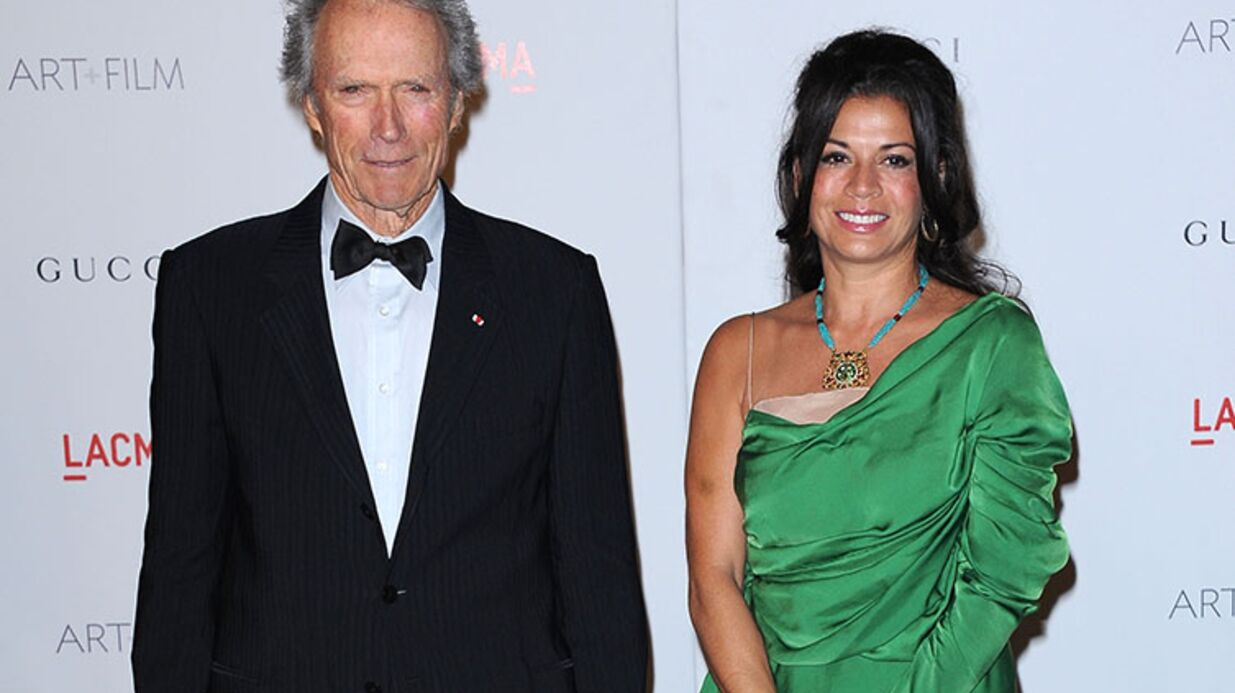 Clint Eastwood est officiellement divorcé!