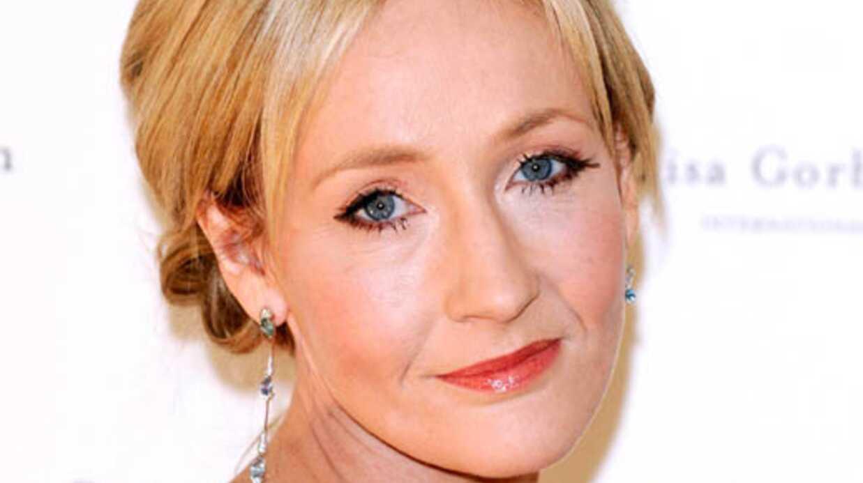 J.K. Rowling: un roman pour adulte loin du monde d'Harry Potter