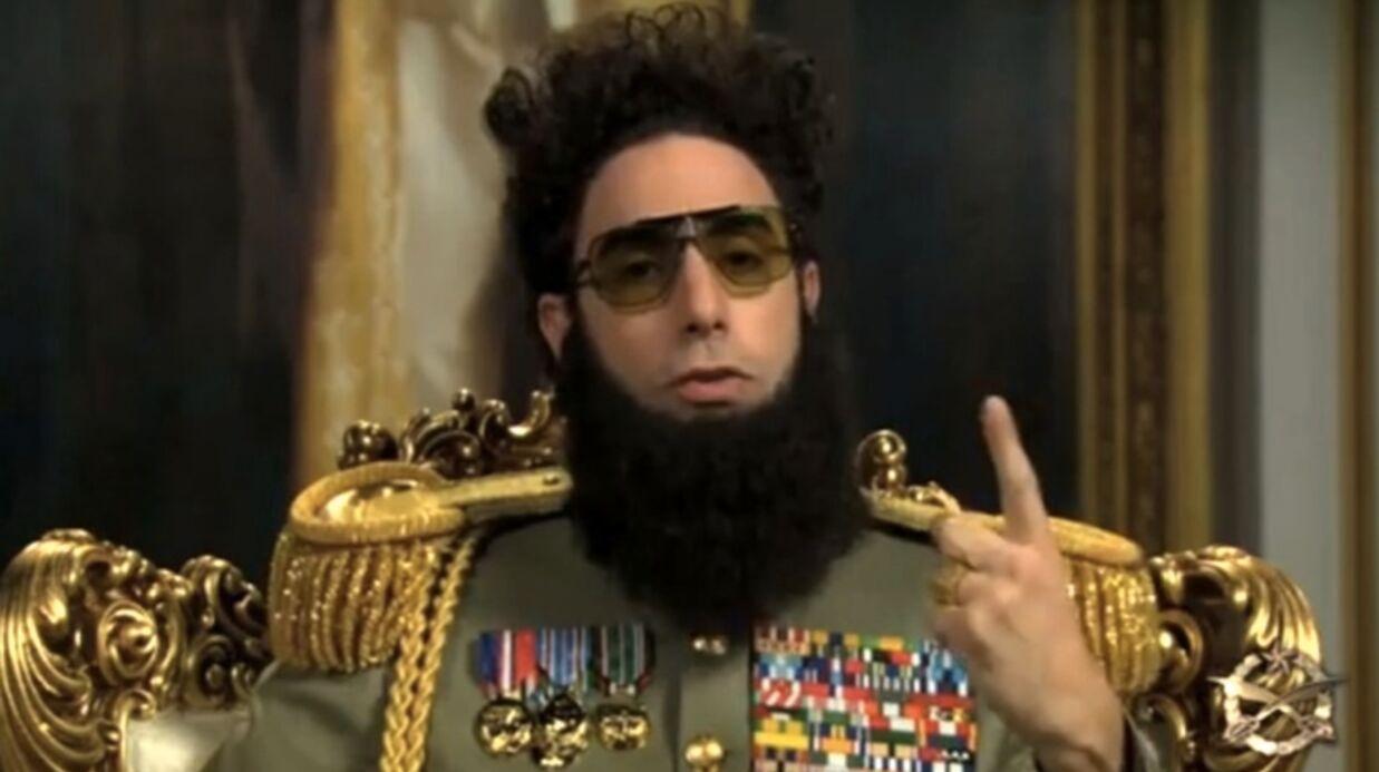 Sacha Baron Cohen invité aux Oscars (même) déguisé en dictateur
