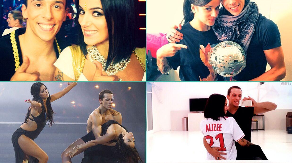 PHOTOS Alizée partage ses meilleurs moments sur Danse avec les stars