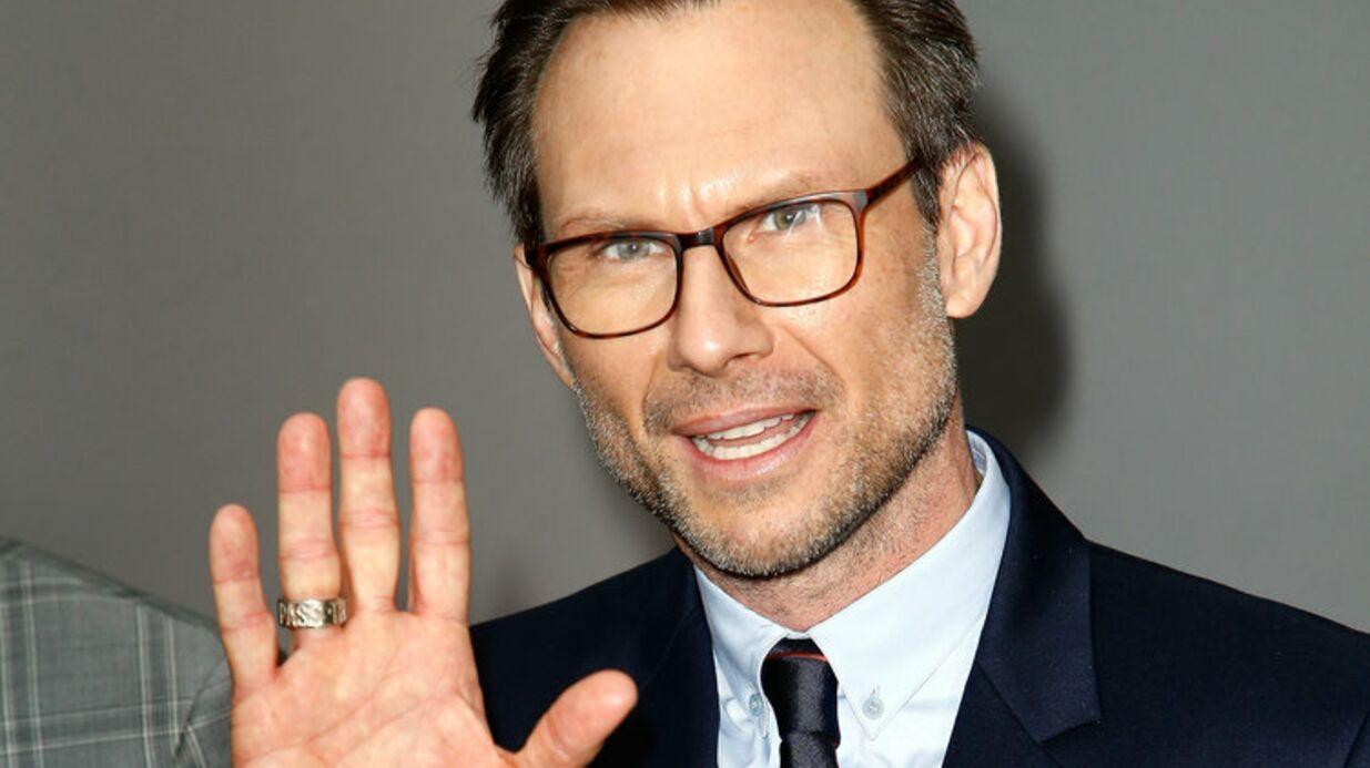 Christian Slater: son père l'accuse d'avoir détruit sa carrière d'acteur