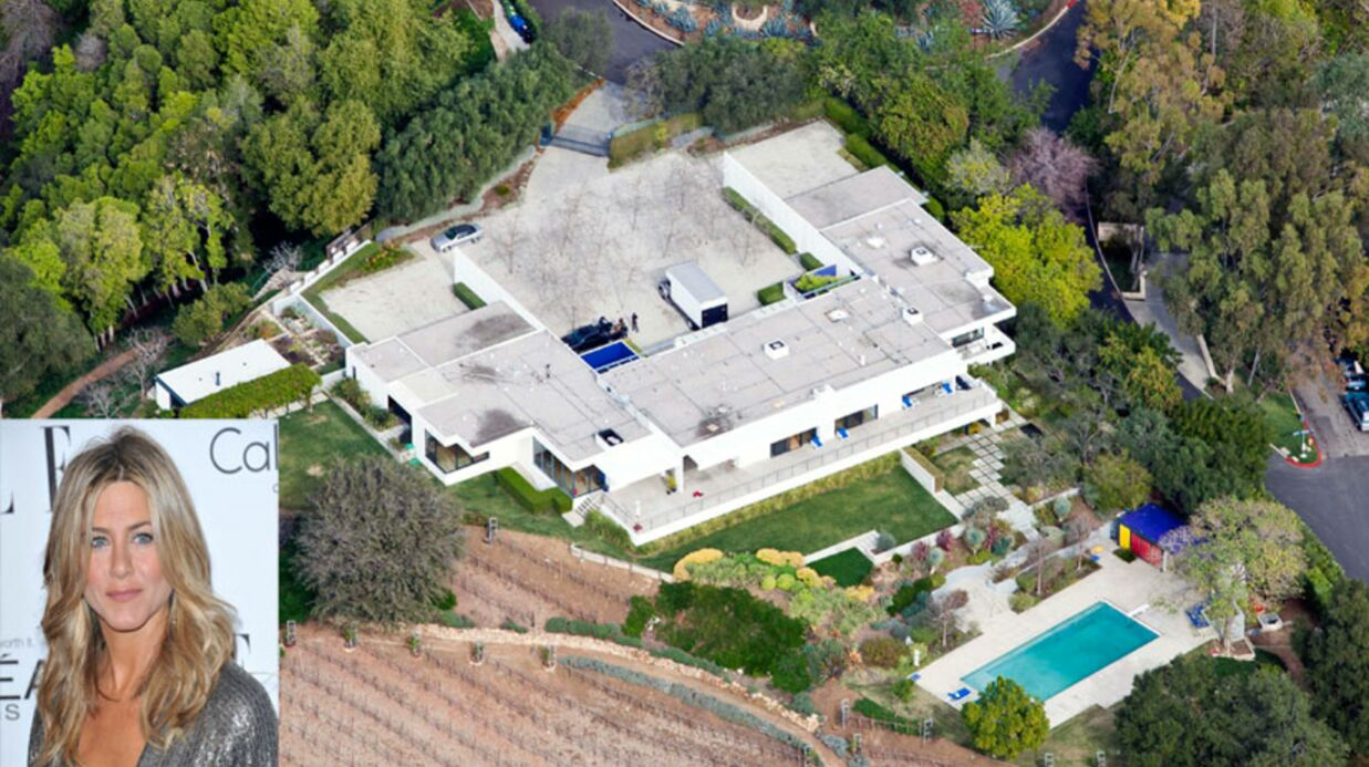 Jennifer Aniston achète une maison à 21 millions de dollars