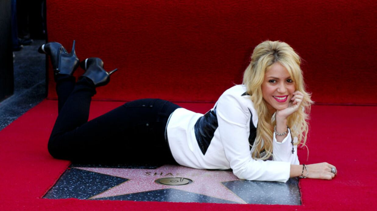 Shakira décorée de l'Ordre des arts et des lettres