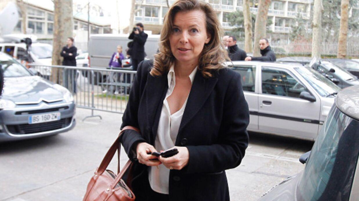 Valérie Trierweiler ne «se projette pas en première dame»