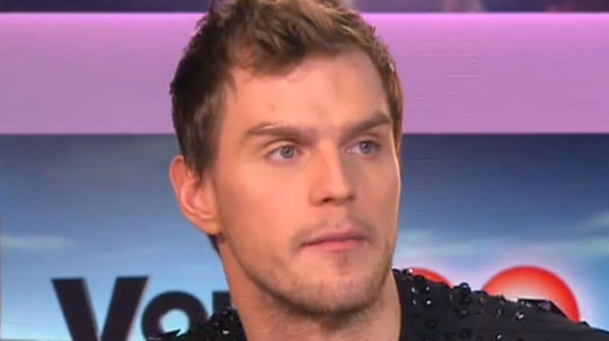 Ruiné, Matthew Raymond-Barker (X-Factor) vit chez sa mère