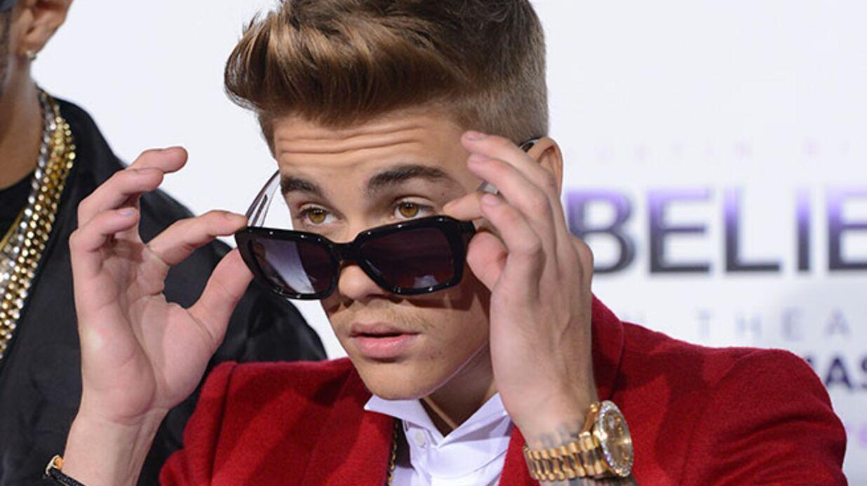 PHOTO Justin Bieber se compare à Michael Jackson