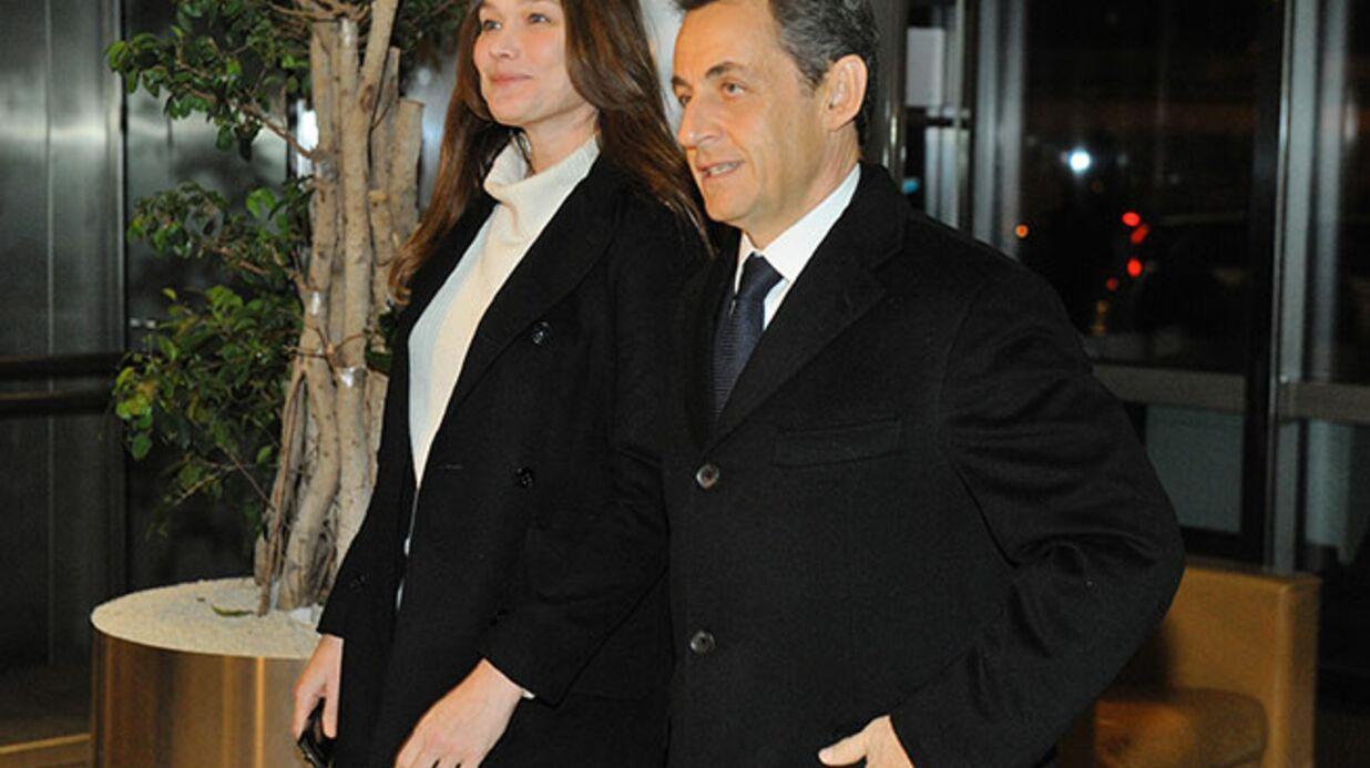 Carla Bruni explique pourquoi elle a épousé Nicolas Sarkozy