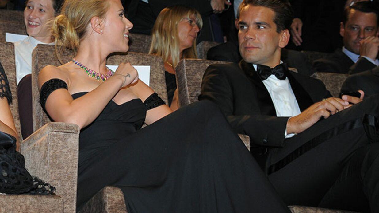 Scarlett Johansson est amoureuse mais pas prête à se marier