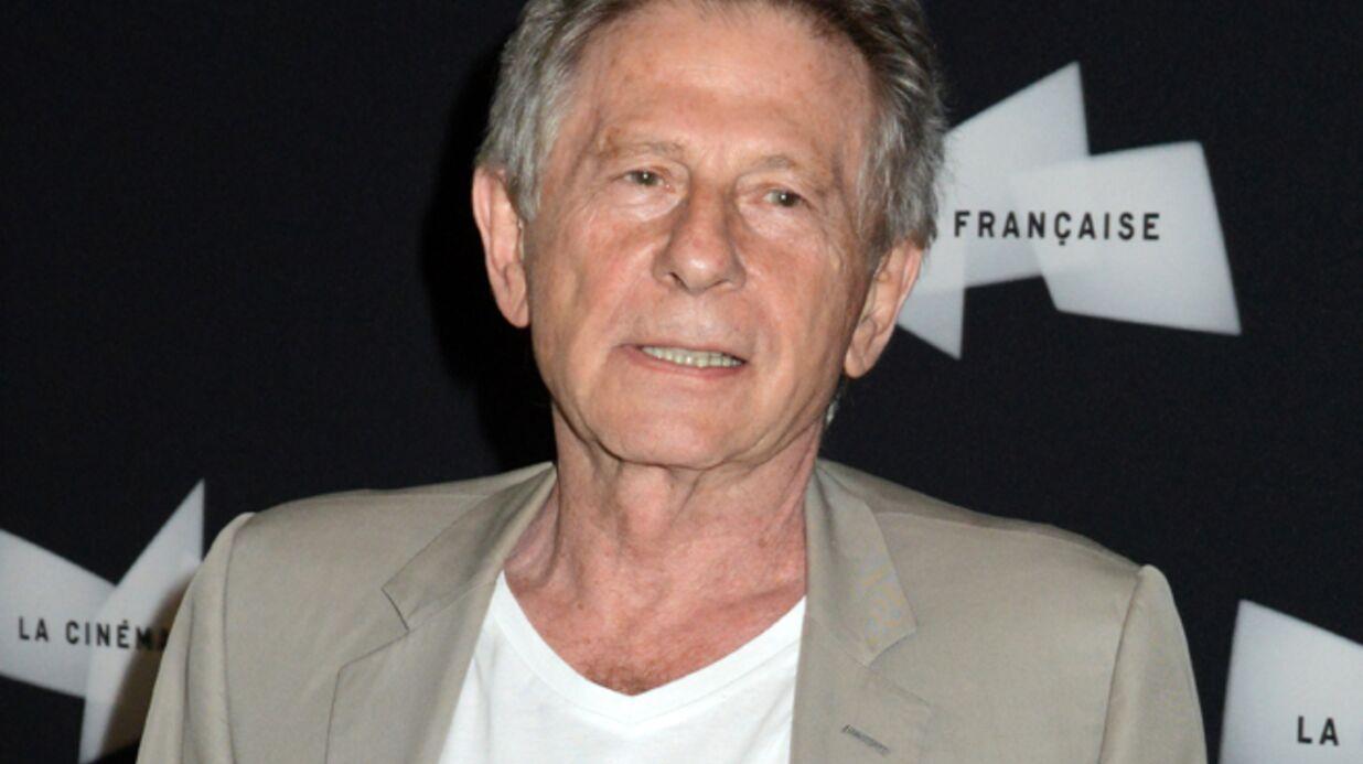 Une photo prise par Roman Polanski en couverture du livre de sa victime