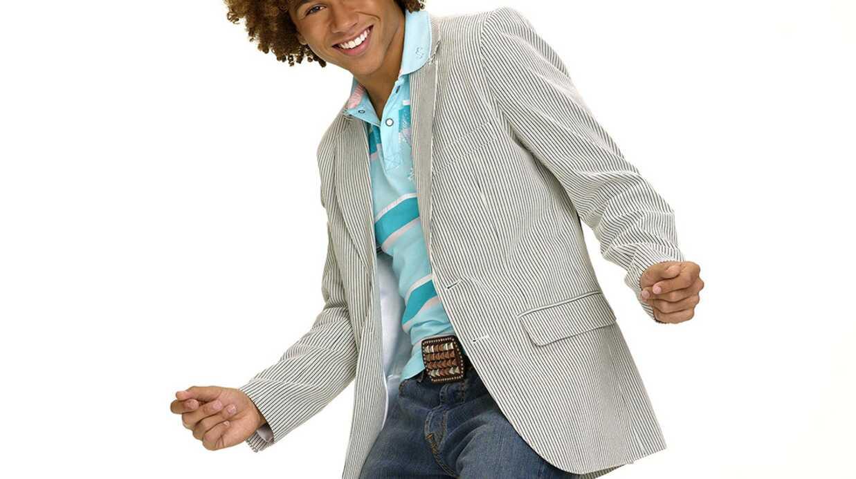 Corbin Bleu, alias Chad dans High School Musical, s'est marié!