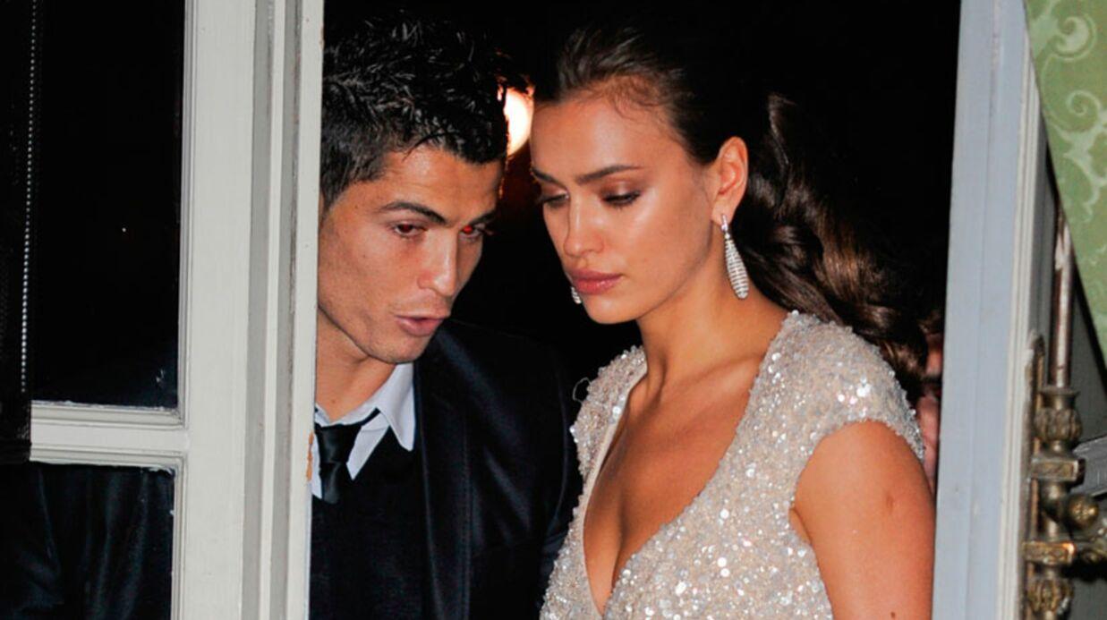 Bar Refaeli et Irina Shayk se disputent au sujet de Cristiano Ronaldo