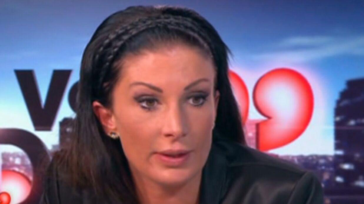 Elodie, l'ex-compagne de Senna qu'il avait frappée, est enceinte de lui