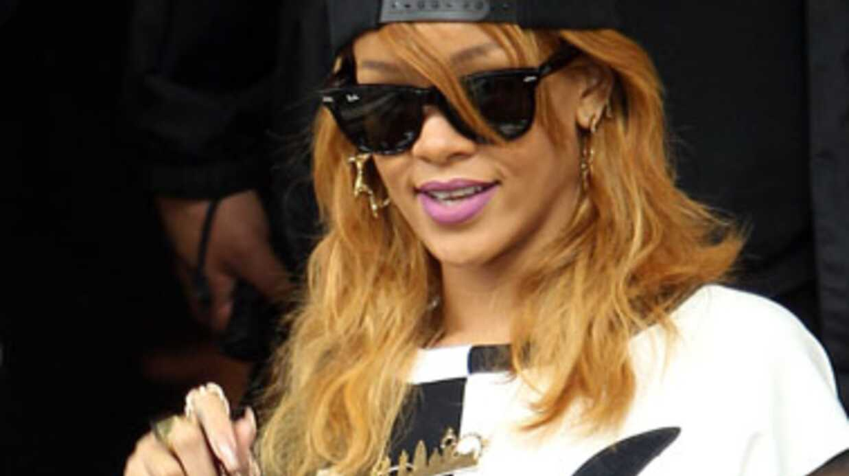 Rihanna ne veut pas être un modèle pour les jeunes et le fait savoir