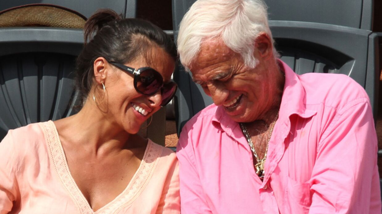 Jean-Paul Belmondo: sa déclaration d'amour à Barbara