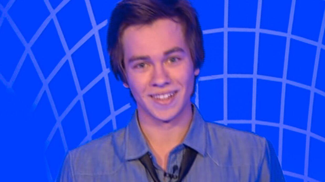 VIDEO Secret Story 6: Sacha, bachelier à 14 ans