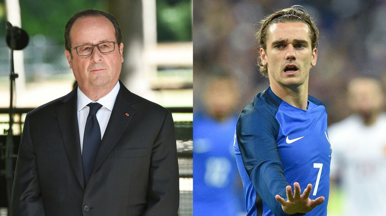 Antoine Griezmann tacle François Hollande après ses critiques sur les footballeurs