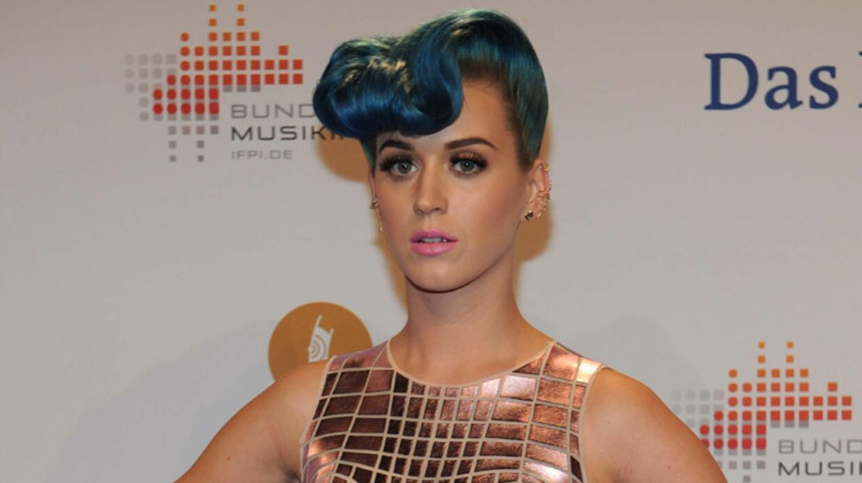 Katy Perry obsédée par ses dents