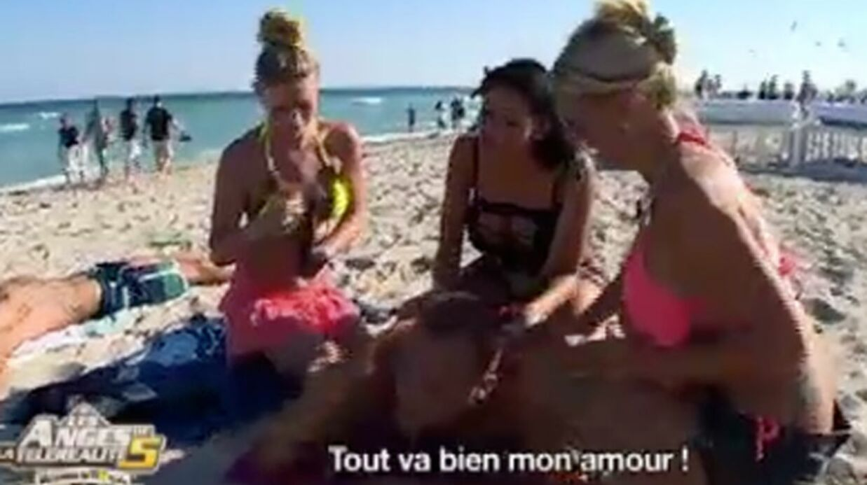 Les Anges de la téléréalité 5: grosse dispute entre Amélie et Frédérique