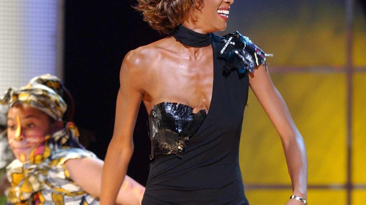 Whitney Houston: sa fille affiche une maigreur inquiétante