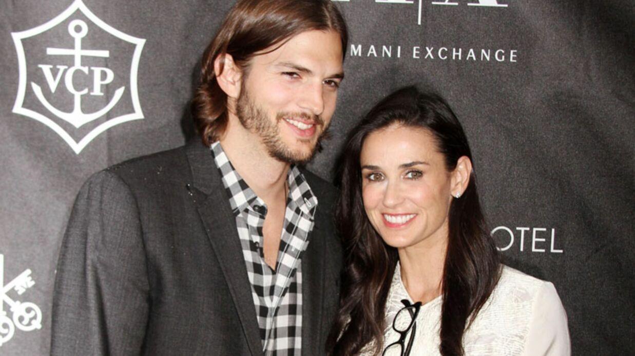 Ashton Kutcher: sa maîtresse parle de son divorce avec Demi Moore
