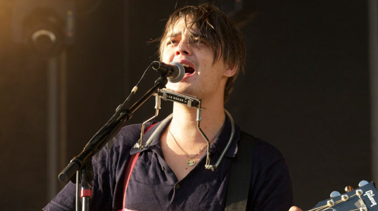 Pete Doherty : l'amant secret d'Amy Wine­house