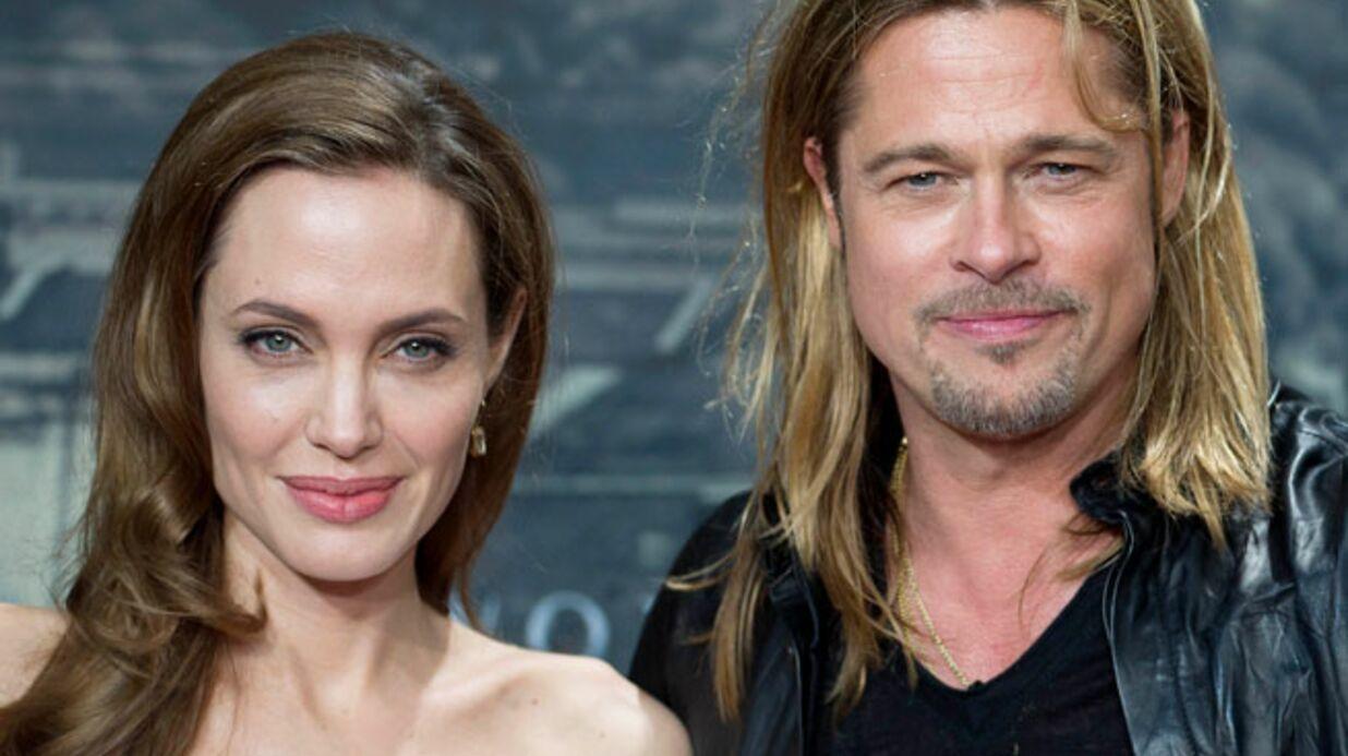 Brad Pitt: pour ses 50 ans, un cadeau incroyable d'Angelina Jolie