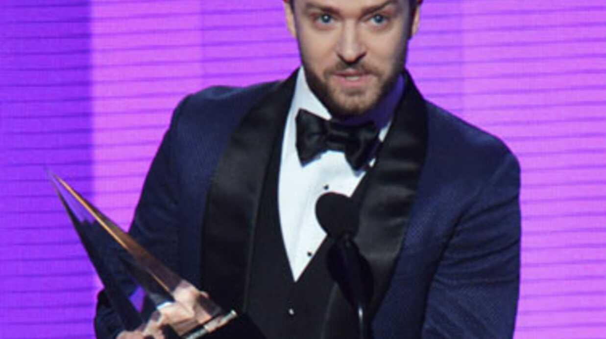 American Music Awards 2013: Justin Timberlake et Taylor Swift raflent tout