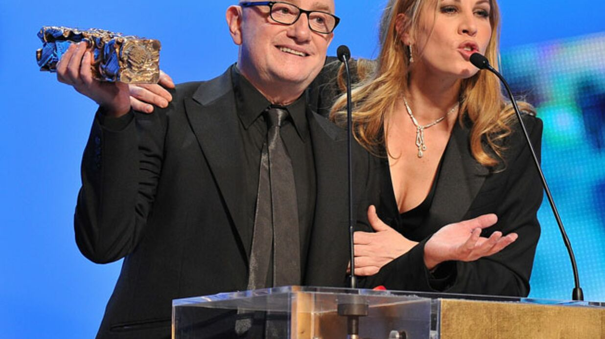 Mathilde Seigner assume son dérapage aux César 2012