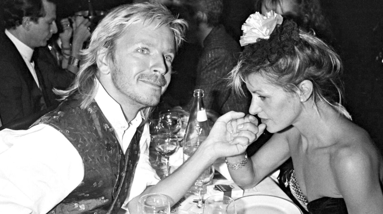 Dominique, la première épouse de Renaud, raconte pourquoi et comment il a sombré dans l'alcool