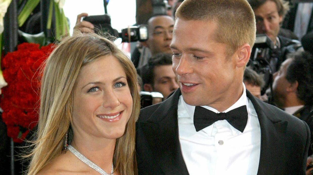Jennifer Aniston et Brad Pitt de nouveau réunis