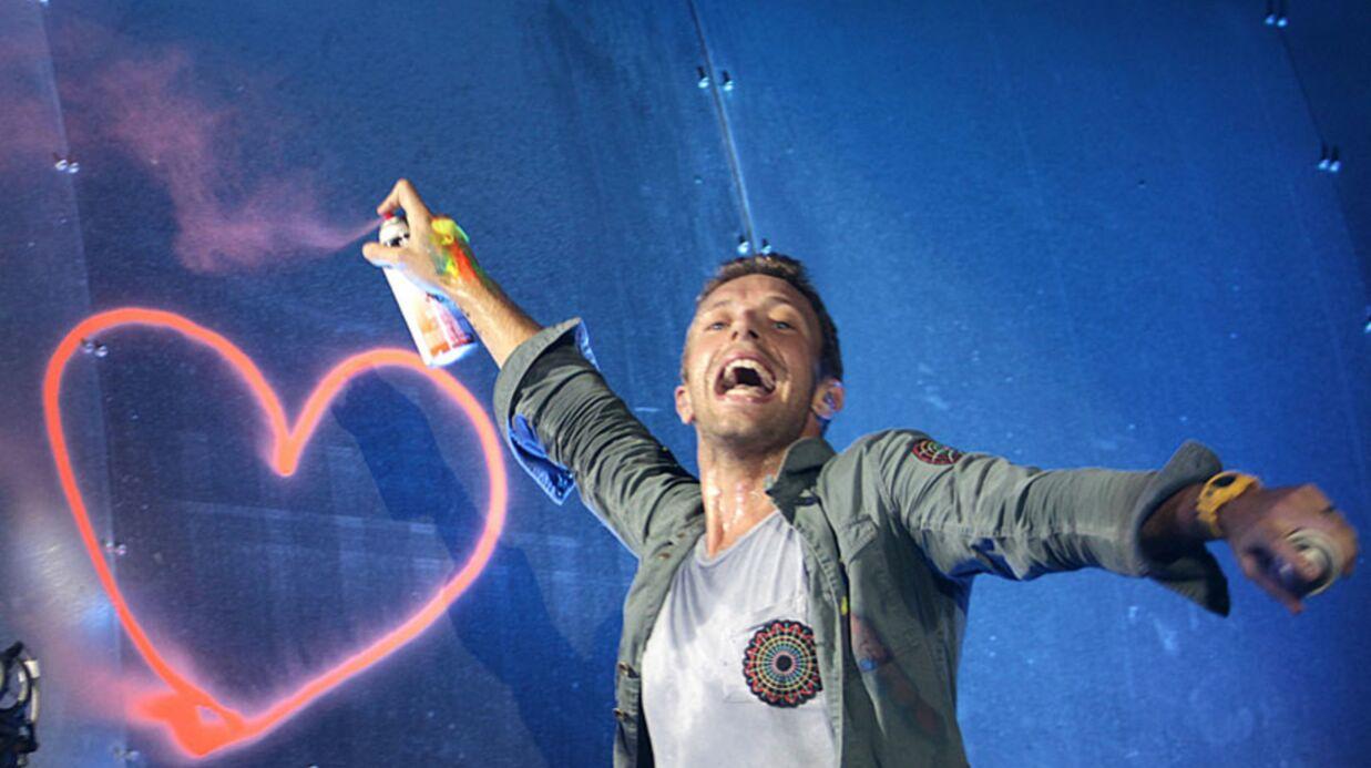 Chris Martin a douté de sa sexualité