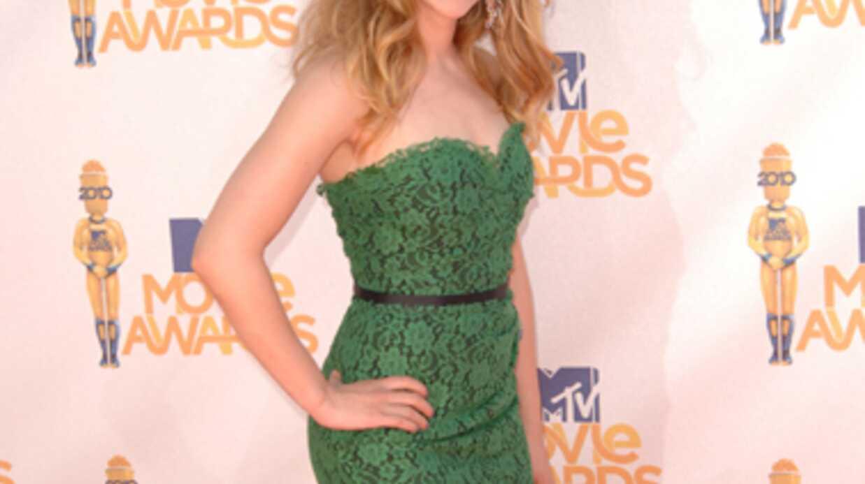Scarlett Johansson brune? Pas terrible!