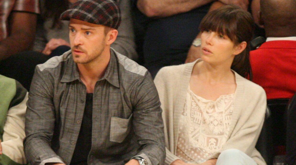 Une étrange vidéo impliquant des SDF au mariage de Justin Timberlake et Jessica Biel