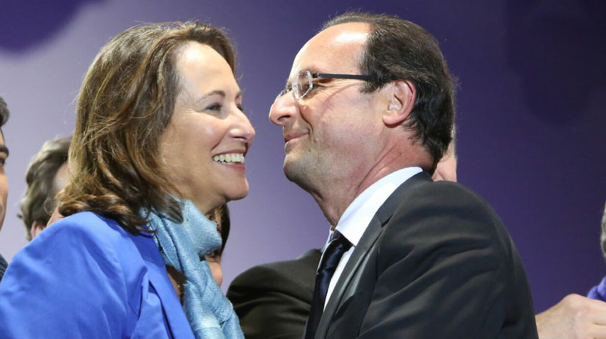 Ségo­lène Royal et François Hollande ensemble à New York
