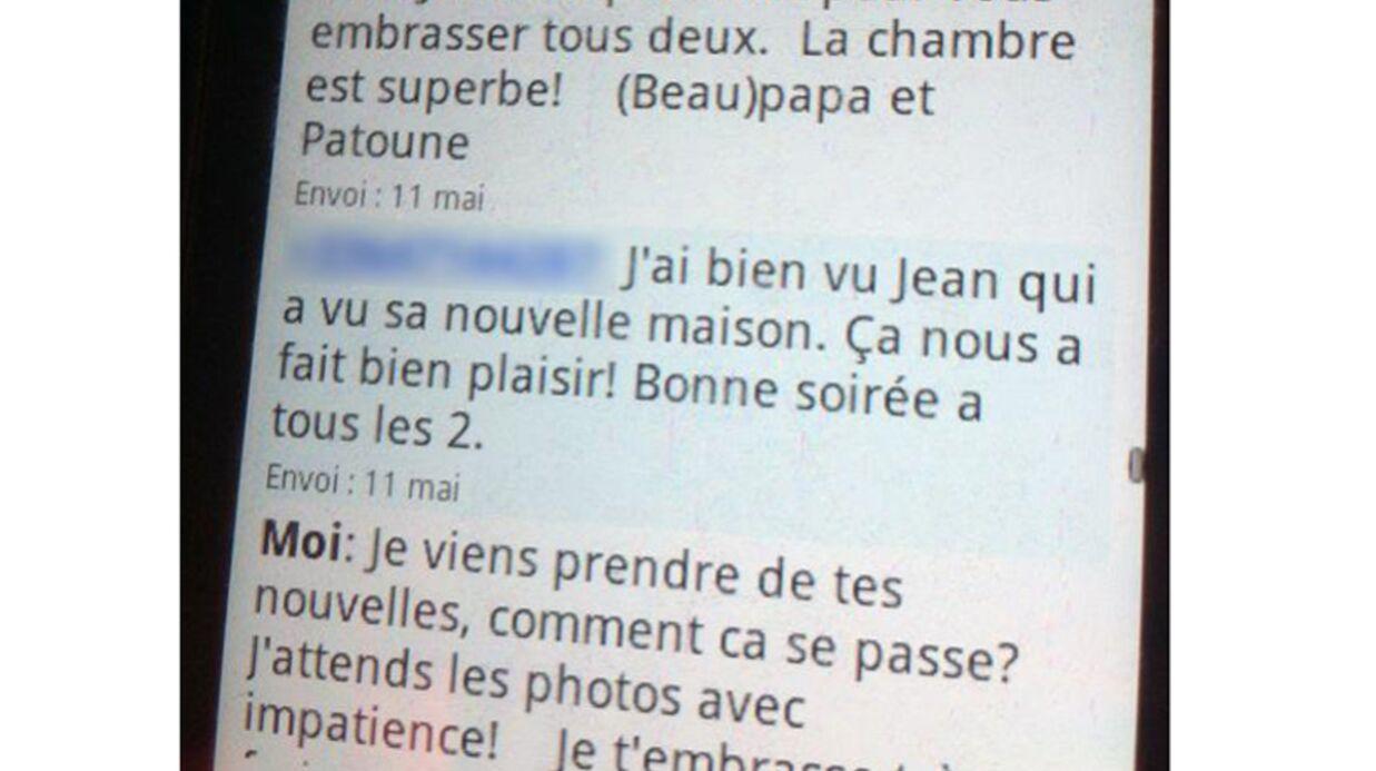 Les derniers SMS de Jean-Luc Delarue révélés par son père