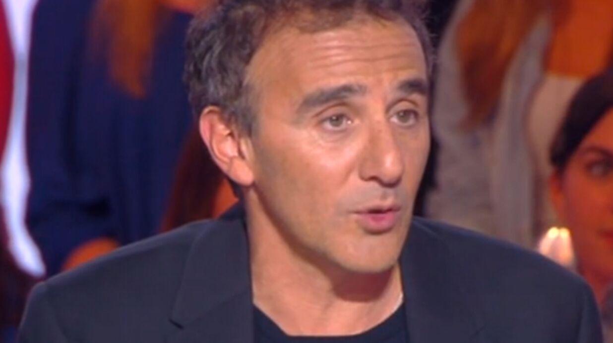 VIDEO Elie Semoun regrette sa bagarre au Grand Journal
