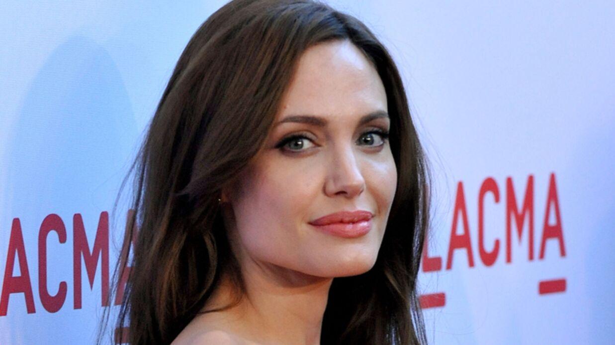 Angelina Jolie assiste au procès de Lubanga à La Haye