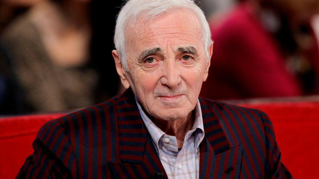 Charles Aznavour veut payer plus d'impôts