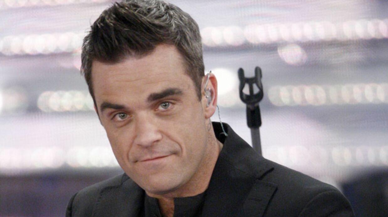Robbie Williams achète une montre à 10 000 euros à sa femme
